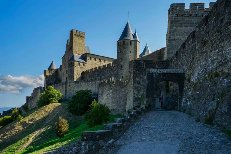 cite de carcassonne - character gites with swimming pool and charming bed and breakfasts near Carcassonne