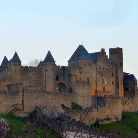 tourist stay cité carcassonne - character gites with swimming pool and charming bed and breakfasts near Carcassonne