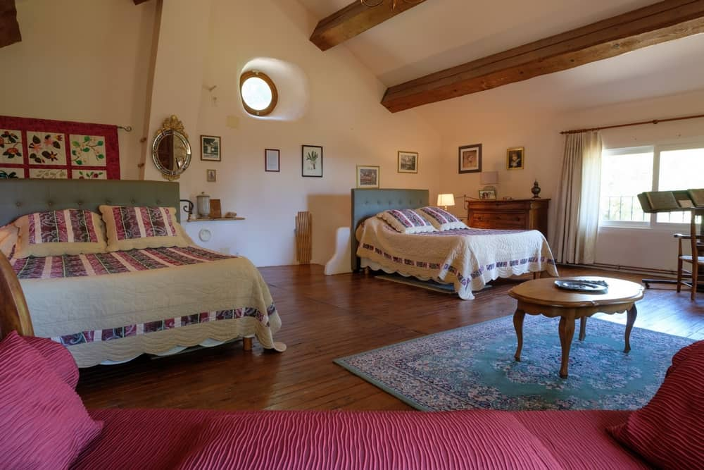 view 9 of the bed and breakfast la grande naïade - bed and breakfast near the cité de carcassonne