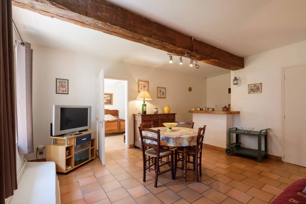 view 1 of the cottage les glycines - cottages with pool and spa near the cité de carcassonne