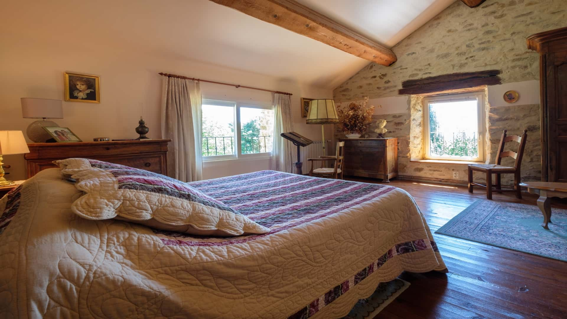 bed and breakfast domaine de malouziès - character gites with swimming pool and charming bed and brekfasts near Carcassonne